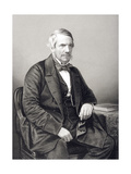 Sir John Laird-Mair Lawrence (1811-79) 1st Baron Lawrence, Engraved by D.J. Pound from a… Giclee Print by John Jabez Edwin Paisley Mayall