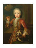 Charles-Alexandre (1712-80) Prince of Lorraine Giclee Print by Pierre Gobert