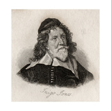 Inigo Jones Giclee Print by J.W. Cook