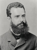 Vilfredo Pareto (1848-1923) Photographic Print