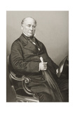 Thomas Chandler Haliburton (1796-1865) Engraved by D.J. Pound from a Photograph, from 'The… Giclee Print by John Jabez Edwin Paisley Mayall