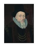Thomas Sackville (1536-1608) Giclee Print by John De Critz