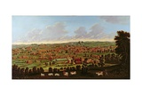 Prospect of Leeds, C.1800 Giclee Print by Nathan Theodore Fielding