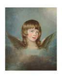 Portrait of Henry Meynell (C.1785-1863) Giclee Print by John Rising