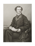 William Coutts Keppel (1832-94) Viscount Bury, Engraved by D.J. Pound from a Photograph, from… Giclee Print by John Jabez Edwin Paisley Mayall