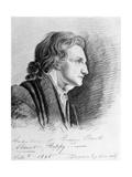 Self Portrait, 1826 Giclee Print by John James Audubon