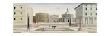 The Ideal City, C.1480 Giclée-Druck von  Fra Carnevale