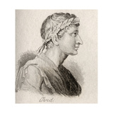 Ovid Giclee Print by J.W. Cook