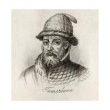 Tamerlane Giclee Print by J.W. Cook