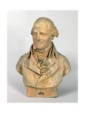 Bust of Louis-Pierre Deseine (1749-1822) 1807 Giclee Print by Madeleine Anne Deseine