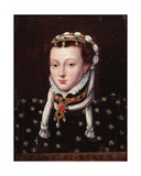 Portrait of Anne De Buren Giclee Print by Sir Anthonis van Dashorst Mor