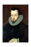 Robert Cecil (1563-1612) 1st Earl of Salisbury Giclee Print by John De Critz