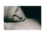 Wounded Niobid, 1822 (Detail) Giclee Print by James Pradier