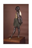 Ballet Dancer, Dressed Giclee Print by Edgar Degas