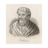 Sophocles Giclee Print by J.W. Cook