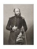 H.R.H. Prince George (1819-1904) 2nd Duke of Cambridge, Engraved by D.J. Pound from a Photograph,… Giclee Print by John Jabez Edwin Paisley Mayall