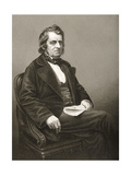 John Arthur Roebuck (1801-79) Engraved by D.J. Pound from a Photograph, from 'The Drawing-Room of… Giclee Print by John Jabez Edwin Paisley Mayall