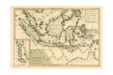 Indonesia and the Philippines, from 'Atlas De Toutes Les Parties Connues Du Globe Terrestre' by… Giclee Print by Charles Marie Rigobert Bonne