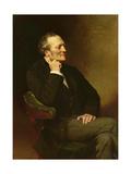 Louis Joseph Buffet (1818-98) 1887 Giclee Print by Xavier Alphonse Monchablon