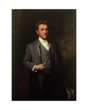 William Hesketh Lever (1851-1925) Later First Viscount Leverhulme, C.1897 Giclee Print by Sir Samuel Luke Fildes