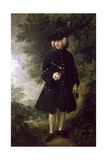 Portrait of Dr. Rice Charleton (1710-89) C.1764 Giclee Print by Thomas Gainsborough