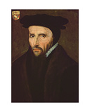 William Petre (1506-72) Giclee Print by or Muelen, Steven ven der Meulen