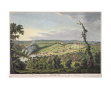 South-West Prospect of Coalbrookdale Giclee Print by Francois Vivares