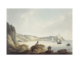 Scarborough, C.1820 Giclee Print by Francis Nicholson