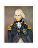 Rear-Admiral Sir Horatio Nelson (1758-1805) Giclee Print by Lemuel Francis Abbott