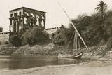 Kiosk of Trajan, Philae, Egypt, 1890s Photographic Print by Stas Ostrorg