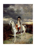 1814, 1862 Giclée-tryk af Jean-Louis Ernest Meissonier