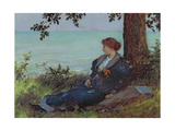 Daydreams Giclee Print by Charles Courtney Curran