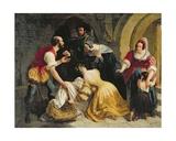 Margaret Roper (1505-44), C.1832 Giclee Print by Charles Landseer