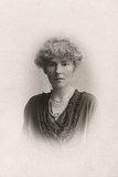 Gertrude Bell (1868-1926) Photographic Print by J. and Son Weston