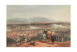 Battle of Chillianwala on the 13th of January, 1849 Giclee Print by Charles Becher Young