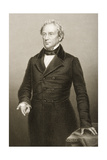 Edward Everett (1794-1865) Engraved by D.J. Pound from a Photograph, from 'The Drawing-Room of… Giclee Print by John Jabez Edwin Paisley Mayall