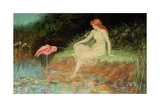 A Trusting Moment Giclee Print by Frederick Stuart Church