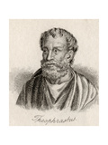 Theophrastus Giclee Print by J.W. Cook