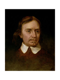 Portrait Study of Oliver Cromwell (1599-1658) Giclee Print by Martin Johnson Heade