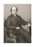 William Weldon Champneys (1807-75) Engraved by D.J. Pound from a Photograph, from 'The… Giclee Print by John Jabez Edwin Paisley Mayall