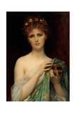 Pandora, 1873 Giclee Print by Alexandre Cabanel