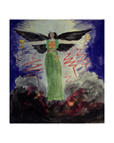 Telesmatic Angelic Figure, C.1892 Giclee Print by W.A. Ayton