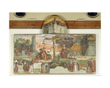 Allegory of the Old and New Testaments Giclee Print by Benvenuto Tisi Da Garofalo