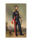 Antoine-Marie-Philippe-Louis D'Orleans (1824-90) Duc De Montpensier, 1844 Giclee Print by Franz Xaver Winterhalter