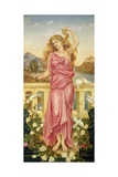 Helen of Troy, 1898 Giclee Print by Evelyn De Morgan