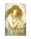 Pandora, 1878 Giclee Print by Dante Charles Gabriel Rossetti