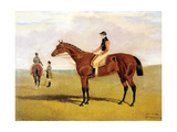'Matilda' with Robinson, 1827 Giclee Print by John Frederick Herring Jnr