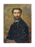 Jose Maria De Heredia (1842-1905) Giclee Print by Henri Cros