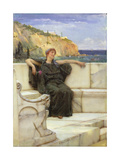 Daydreaming Giclee Print by Sir Lawrence Alma-Tadema