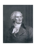 Georges Jacques Danton (1759-94) Giclee Print